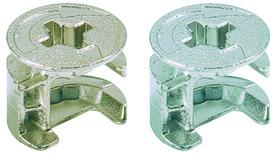 Ferrements d'assemblage excentriques HETTICH Rastex 15, pour fonds 15 mm