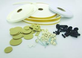 Materiale di montaggio insonorizzante per cucine ai sensi della norma SIA 181