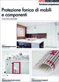 Protezione fonica di mobili e componenti, italien