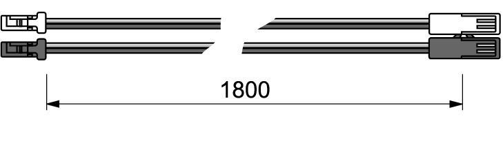 Rallonge HALEMEIER MultiColor 24 V