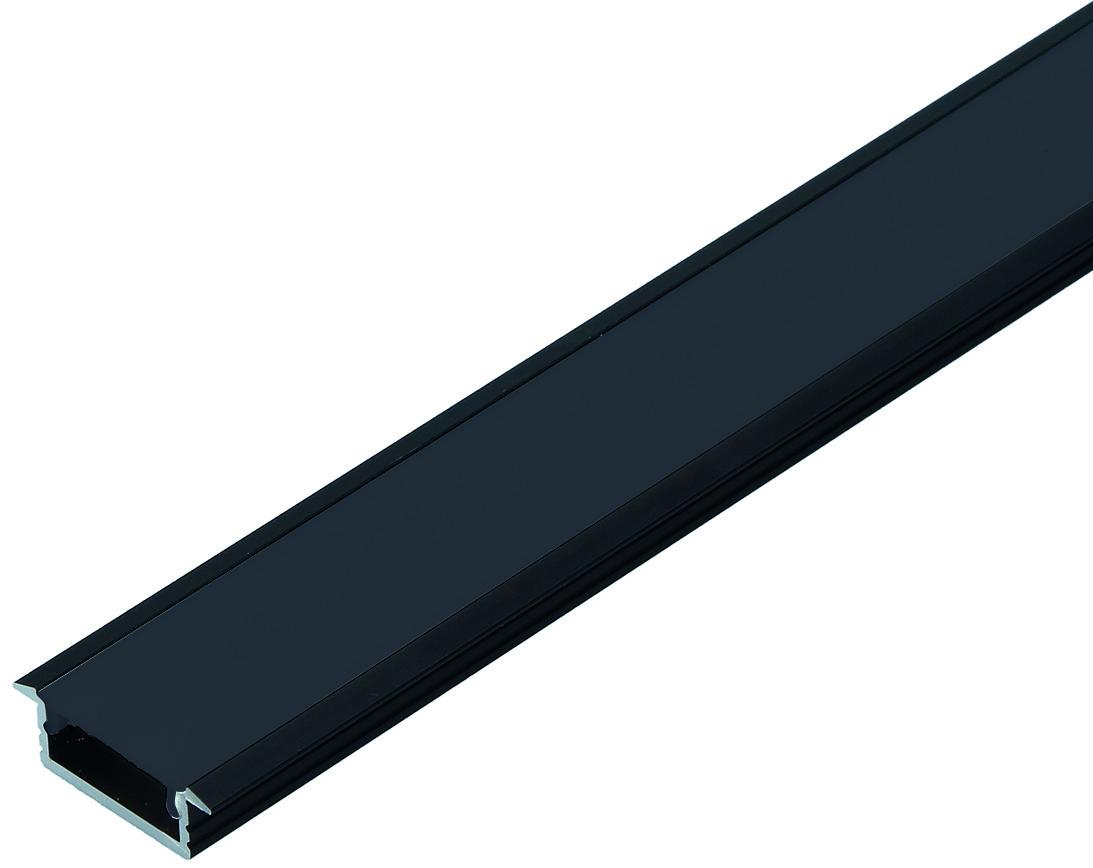 Profils d'encastrement LED ChannelLine C avec ecrans