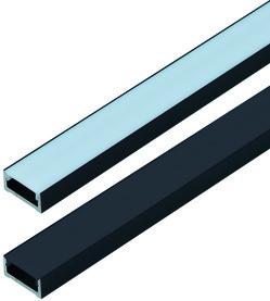 Profili per montaggio esterno LED HALEMEIER ChannelLine D con diaframmi
