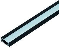 Profil d'encastrable/applique HALEMEIER ChannelLine G1 22/10 mm avec ecrans