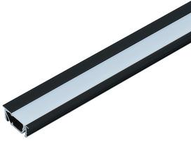 LED Einbauprofil HALEMEIER ChannelLine G2 26/10.5 mm mit Lichtblende