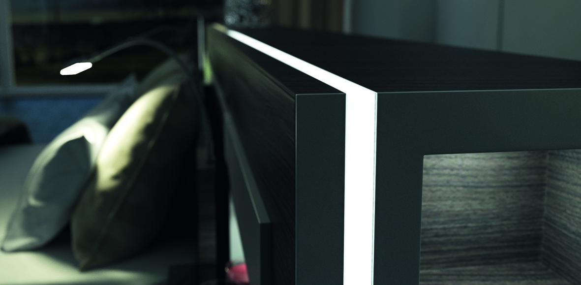 LED Ein-/Anbauprofile HALEMEIER ChannelLine A mit Lichtblende