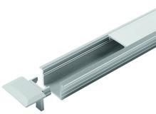 Einbauprofile Versa ChannelLine B 26/1.5 mm mit Lichtblende