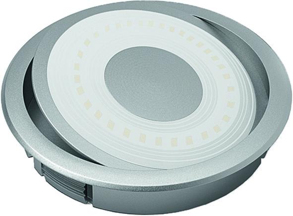 Lampes encastrables/appliques LED HALEMEIER Swing 12 V