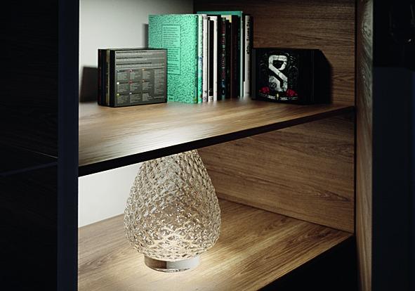 Lampes encastrables/appliques LED HALEMEIER S-Flat 12 V