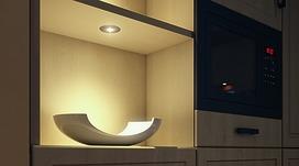 Lampes encastrables/appliques LED HALEMEIER PowerLite Plus 12 V