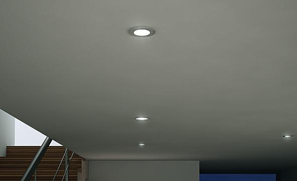 Lampes encastrables LED HALEMEIER MultiLite Flood 12 V