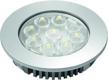 Lampade LED incassate MultiLite 12 V