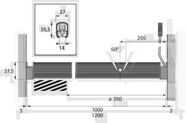 Kleiderstangen beleuchtet HALEMEIER LitePipe 12 V