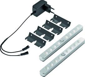 Lampes LED en appliques HALEMEIER LuckyLine 12 V
