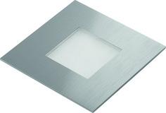 Lampes LED encastrables QuadroPoint square 12 V
