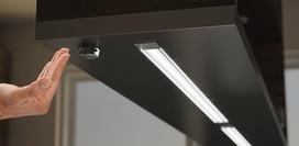 Commutatore a sfioramento con sensore per LED MiniSwitch 12/24 V