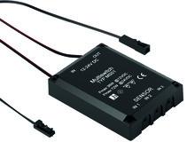 Interrupteur avec capteur HALEMEIER MultiSwitch 12 / 24 / 230 V