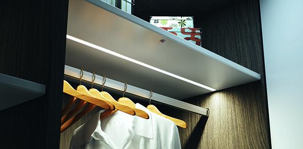 LED-Bewegungsmelder HALEMEIER 12 V