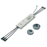 LED dimmerabile interruttore via radio a 3 canali Tri-Mitter 12/24 V