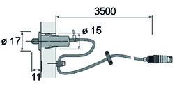 Contatti per porte HALEMEIER SafetyBox HV