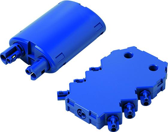 Distributeurs 2x et 6x HALEMEIER MP 24 V