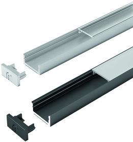 LED Ein-/Anbauprofile HALEMEIER ChannelLine D2 mit Lichtblende