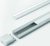 LED Ein-/Anbauprofile HALEMEIER ChannelLine G1 22/10 mm mit Lichtblende