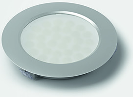 Lampes encastrables/appliques LED HALEMEIER EcoPower L 12 V