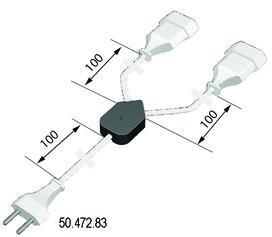 Câbles d'alimentation HV HALEMEIER 230 V