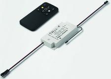 Récepteur-variateur radio HALEMEIER S-Mitter / S-Mitter Basic / Tri-Mitter MultiWhite 12 V