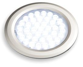 Lampes LED encastrables/applique Nova round 12 V