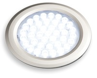 LED Ein-/Anbauleuchten Nova round 12 V
