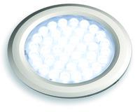 Lampade incassate/esterne LED L&S Nova round 12 V