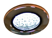 Lampes LED encastrables Vision 12 V