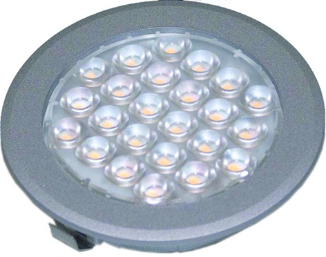 Jeu lampes encastrables/applique LED L&S Sunny II 12 V