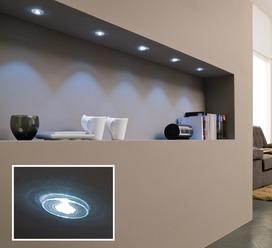 Lampade LED incassate Tonga 350 mA