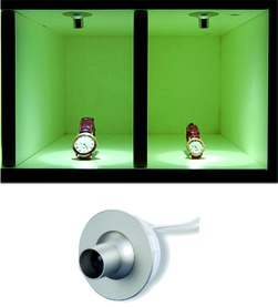 Lampes LED encastrables LightPoint S