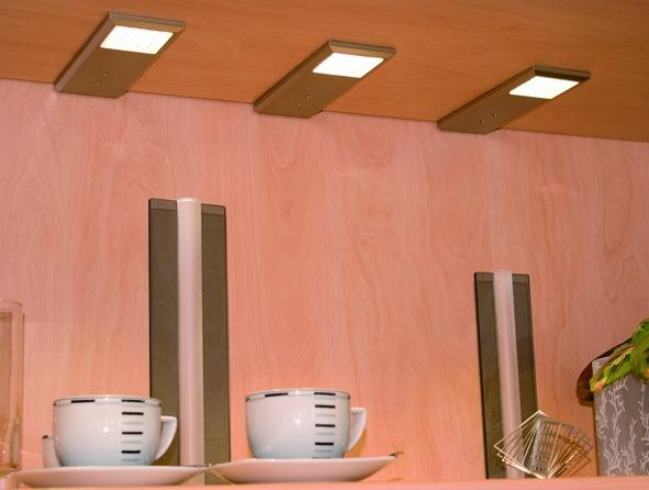 Lampe en applique LED individuelle L&S Matrix Long TLD 24 V