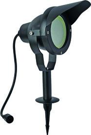 Lampe LED en applique pour terrasses EASY CONNECT
