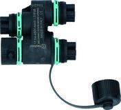 H-Verteiler Via LED