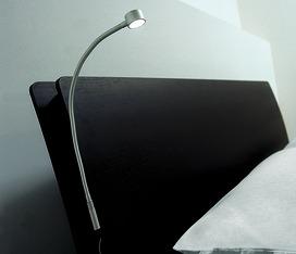 Lampes en applique LED L&S HETTICH Miniflat TLD, lampe de lecture 12 V