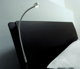 LED-Anbauleuchten Miniflat TLD, Leseleuchte 12 V