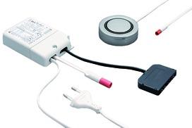 Alimentatore LED Jolly con regolatore di luminosità 12/24 V interfaccia 1 - 10 V