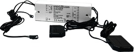 LED récepteur-variateur radio 12/24 V
