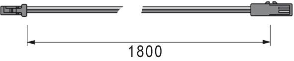 Cavo di prolunga L&S 24 V