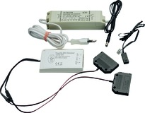LED-Profi-Dimmer 12/24 V