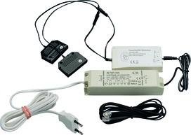 Variateur professionnel pour LED 12/24 V jeu d'extension