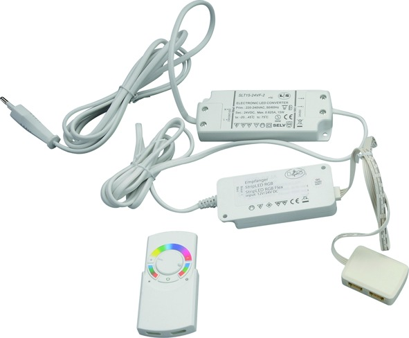 Variateur interruptur L&S RGB 24 V