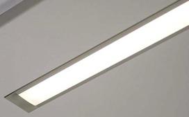LED-Einbauleuchten Manila Plus II E-motion Light