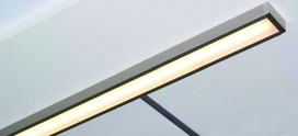 LED-Anbauleuchte Manila Plus E-motion Light