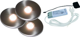 Kit di lampade LED incassate SUPERLight E-Motion Light 12 V